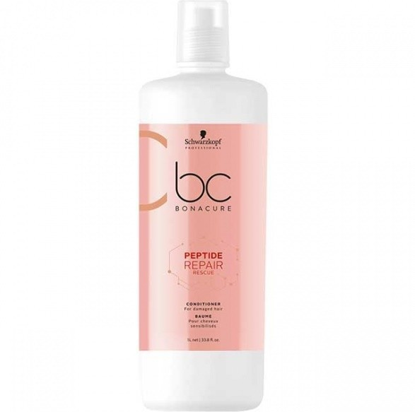 bc Bonacure Peptide Repair Rescue Conditioner, 1000 мл Кондиционер для волос