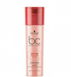 bc Bonacure Peptide Repair Rescue Conditioner, 200 мл Кондиционер для волос