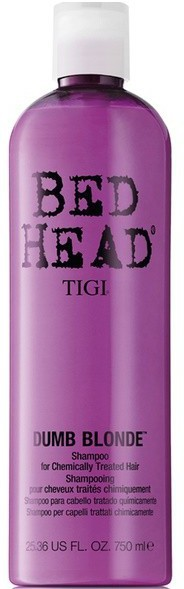 67556984 TIGI Bed Head Colour Care Dumb Blonde Шампунь для блондинок, 750 мл